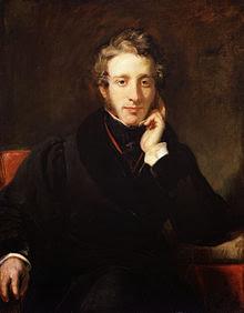 Portrait von Edward Bulwer-Lytton