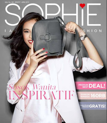 paris, catalog, katalog, catalognia, catalogne, katalog sophie paris april 2019, catalog sophie paris april 2019, katalog sophie martin, katalog terbaru sophie, sophie paris philippines, sophie paris indonesia, sophie paris marocco, sophie solution, bisnis sophie paris, cara sophie123, cara bisnis sophie paris, cara daftar member sophie paris, bagaimana sukses bisnis rumahan, catalog edisi 185, fashion blogger, fashion, tas sophie paris, tas sophie martin, sling bag sophie, tote bag sophie, hand bag sophie, sophie martin, sophie martinjkt, sepatu sophie paris, make up sophie paris, make up tutorial sophie paris, hijabers, ootd hijabs, produk instagramable, produk sophie paris, fashion man, beauty sophie, sophie sale, promo sophie paris, sophie paris online, bisnis online sophie paris, online bisnis, bisnis wanita inspiratif, inspirasi bisnis untuk wanita, bisnis rumahan