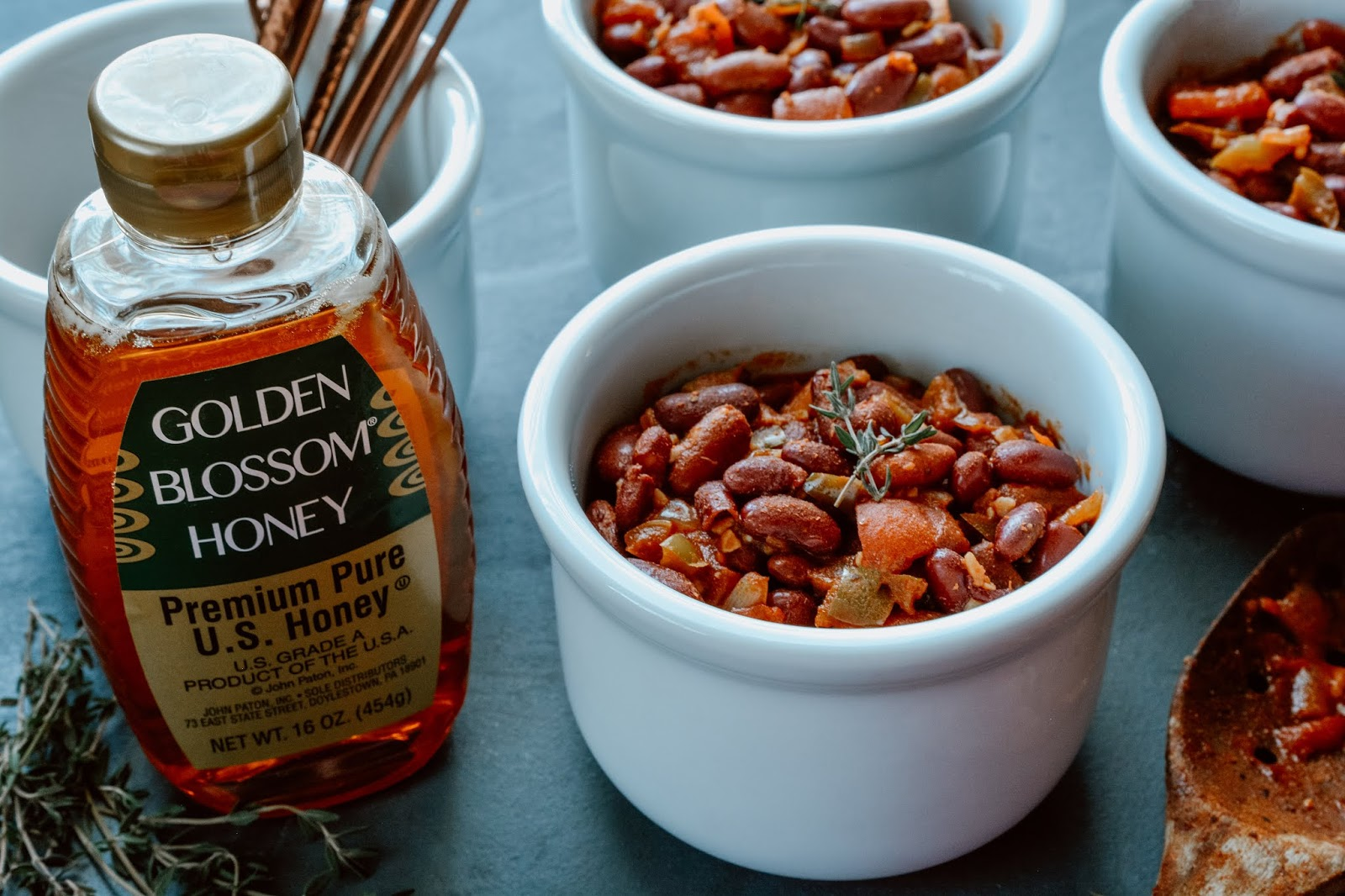 Creole Style Beans