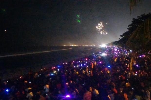 Tahun Baru 2019 di Bali