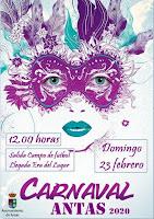 Antas - Carnaval 2020
