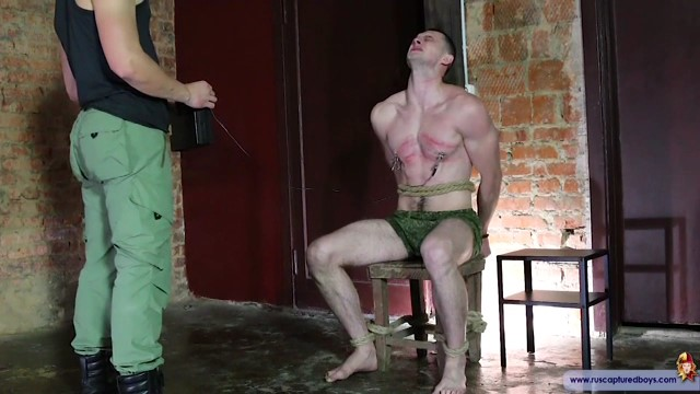 RusCapturedBoys - Military Guy Mikhail. Final Part.