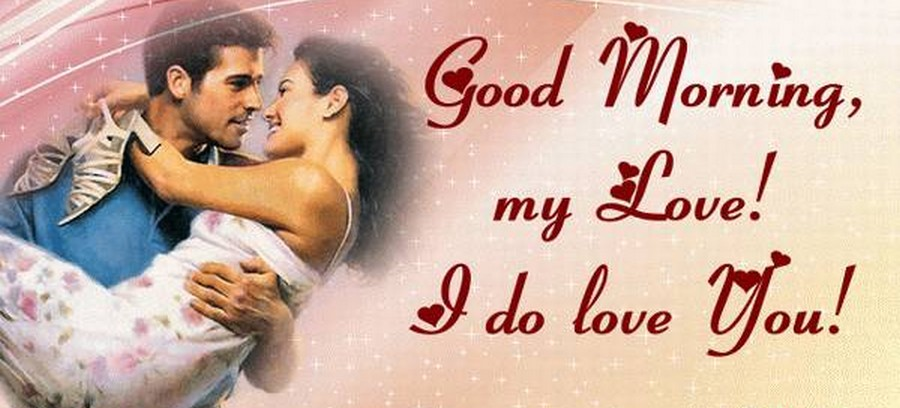 Good morning love messages to your girlfriend