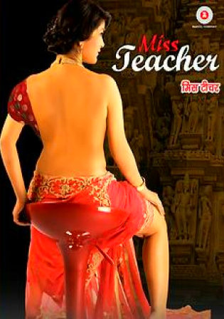 Poster of Miss Teacher Full Hindi Movie Download Hd