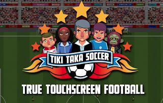 tiki taka soccer, game dengan tampilan jadul yang anti-mainstream
