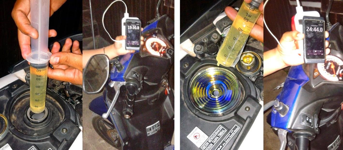 Alpha Spin hemat bensin