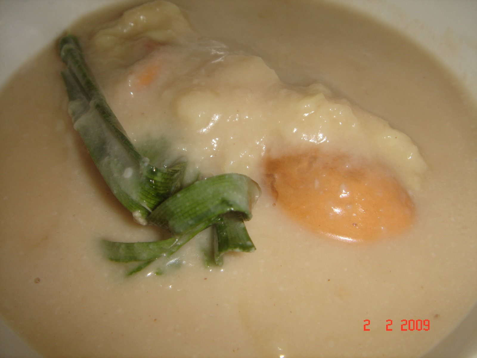 bubur durian