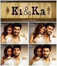 Ki and Ka (2016) Full Movies Free Download 300MB