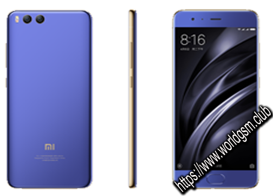 Xiaomi Mi 6 Official Firmware is Full Free Download