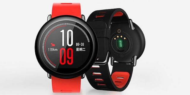 Smartwatch pertama dari Xiaomi yaitu Amazfit