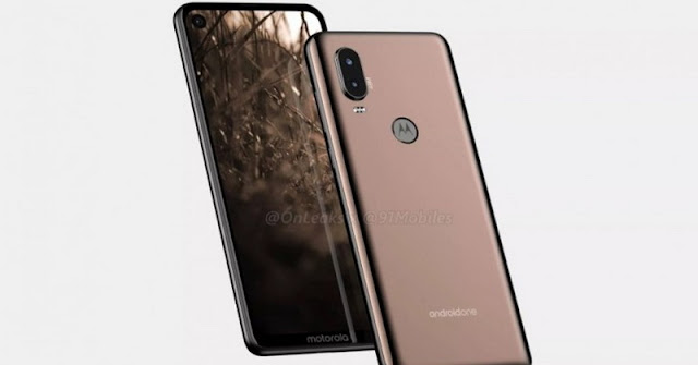 Motorola One Vision With 48 Mega Pixel Camera