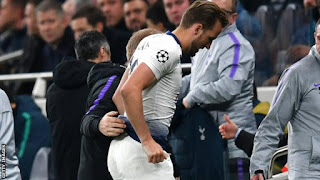 Tottenham still have league games against Huddersfield, Manchester City, Brighton, West Ham, Bournemouth and Everton to play, as well as their Champions League campaign