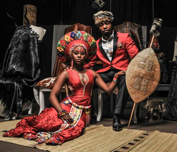 Generations: Sphe And Mazwi's Traditional Wedding (15
