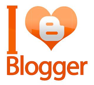Blogger Blogspot Logo