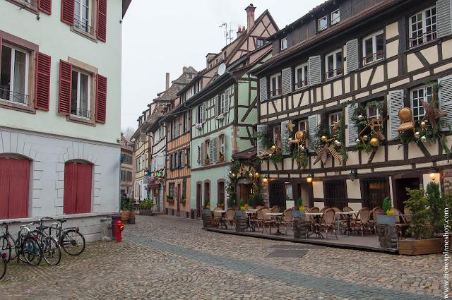 Estrasburgo Alsacia viaje Francia