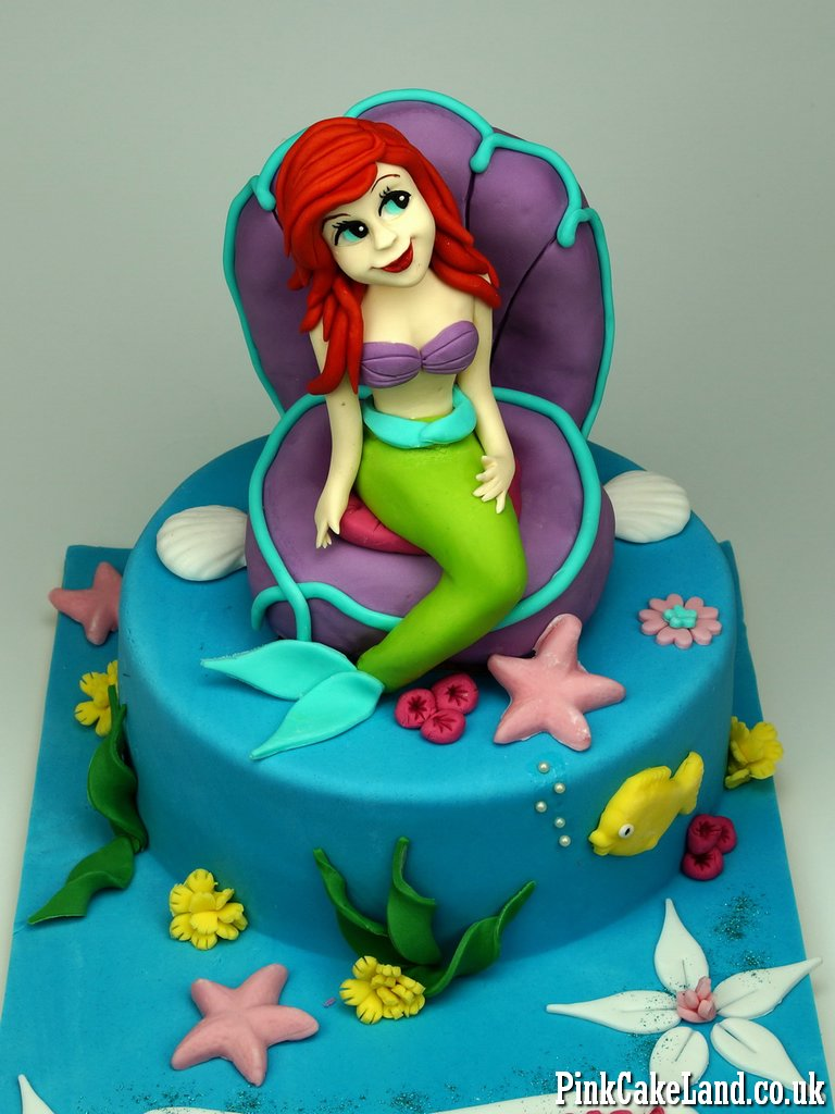 Birthday Cakes in London and Surrey