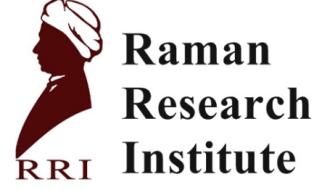 Raman Research Institute Student Internship Programme