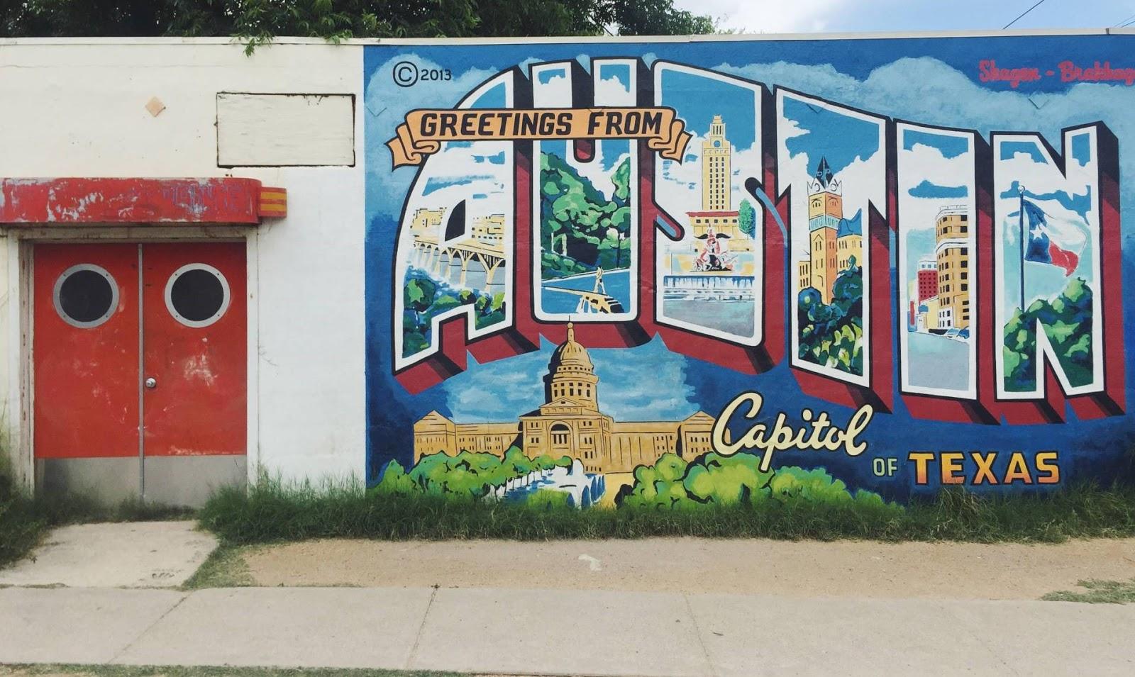 Garden bloggers fling for Austin mural tour