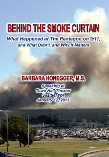 BEHIND THE SMOKE CURTAIN - Barbara Honegger