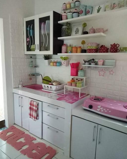 Inspirasi Rumah Minimalis Tipe 50 Ruang Santai Dapur minimalis