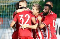 Φιλικό: Ολυμπιακός - Λουντογκόρετς 1-1
