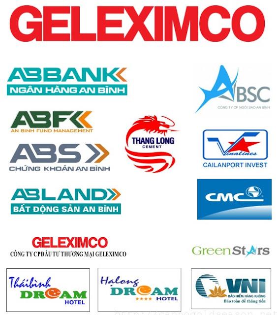 các đối tác của geleximco