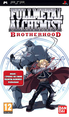Fullmetal Alchemist: Brotherhood cover