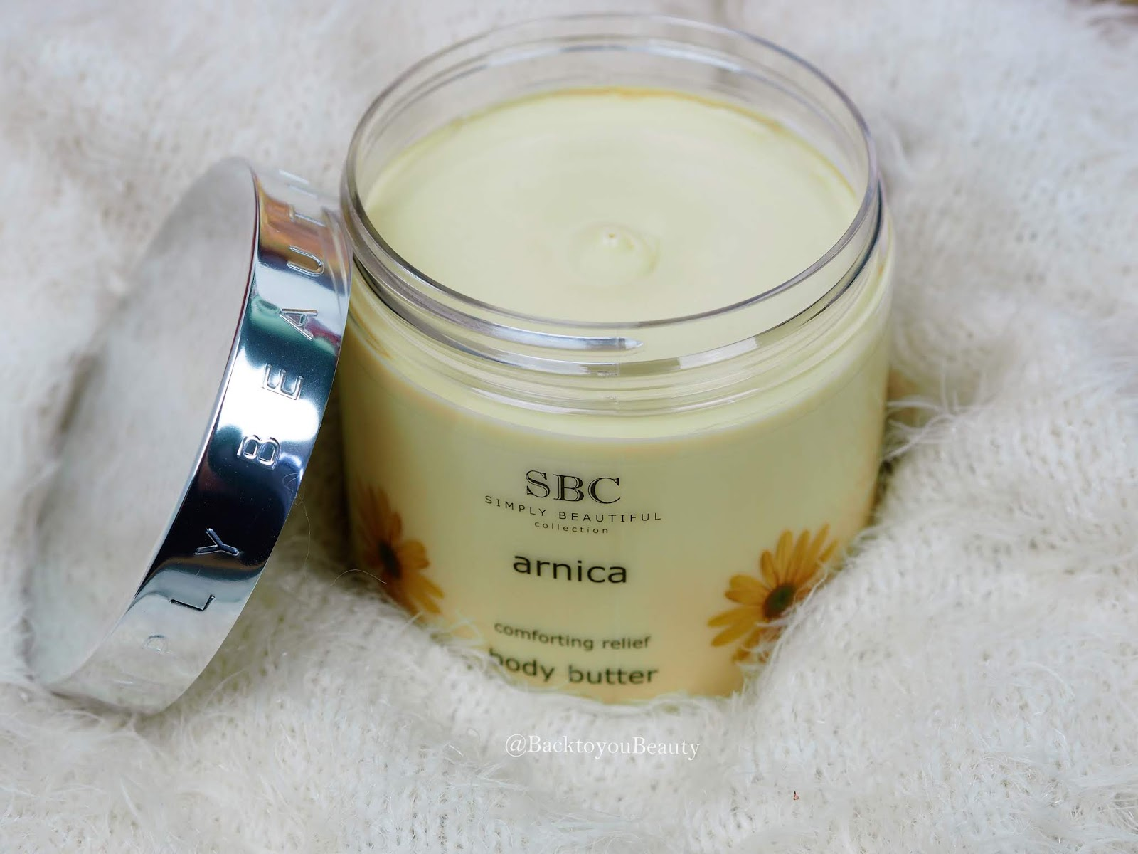 SBC Arnica Body Butter