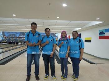 Pertandingan Bowling Piala Pengarah