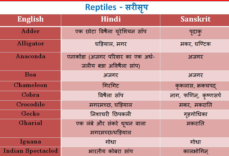 Sarisrip Jeevon Ke Naam - List and Table