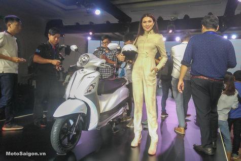 Vietnam Hadirkan Skutik Yamaha Retro ABS, Indonesia Kapan?
