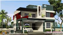 Modern Duplex House Plans Designs