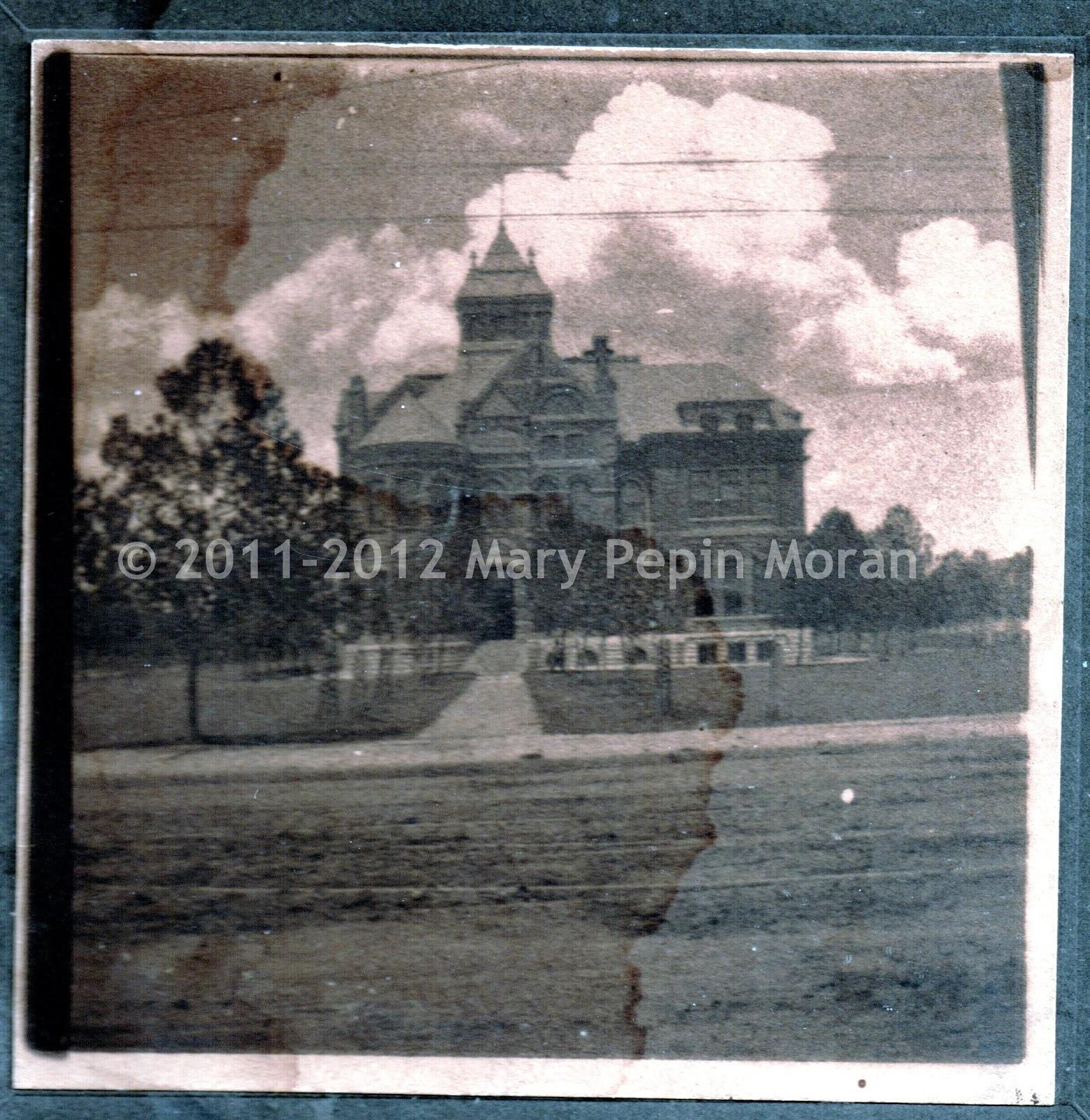 Moran Place ©: Fort Worth TX Landmarks Ca. 1900
