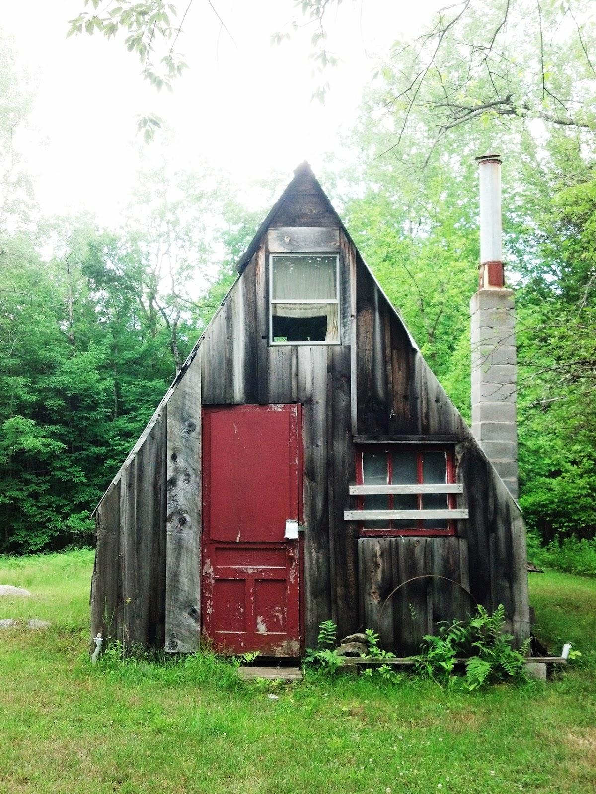 A Frame Cabin Contemporary House Plan 90603: Moon To Moon: Cabin Porn