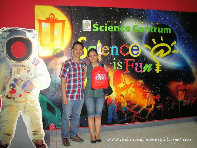 The Binondo Mommy: A Trip to Philippine Science Centrum +
