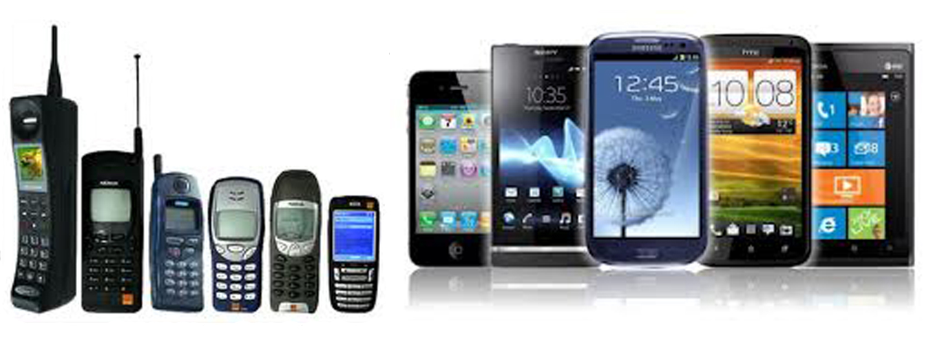 Advancement of cell phone technology