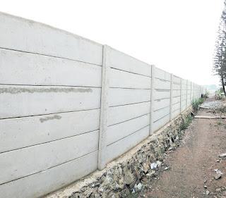 Pabrik Pagar Panel Beton Jabodetabek Harga Termurah 2019 Di Megacon.Id ☎ (021) 2957 2295