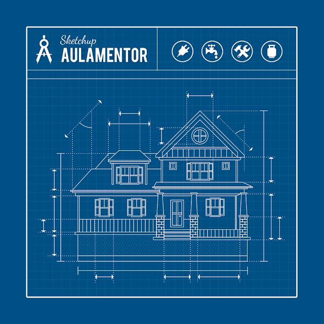 Aula Mentor - Sketchup