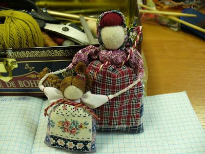кукла-ведучка елены платоновой