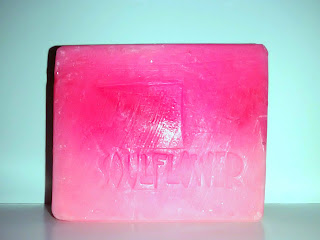 Product Review - Soulflower Sexy Strawberry Soap