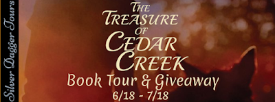 Book Showcase: The Treasure of Cedar Creek by Brenda Stanley