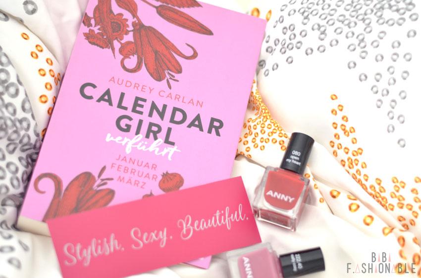 Calendar Girl verführt