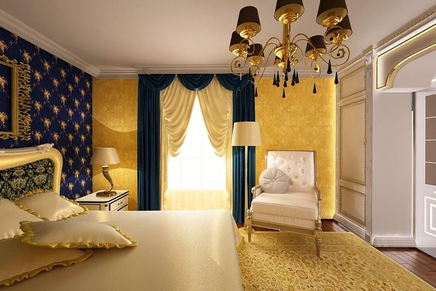 Design interior - Design interior dormitor - clasic