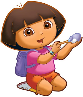 Dora the Explorer, Easter, Nick Jr