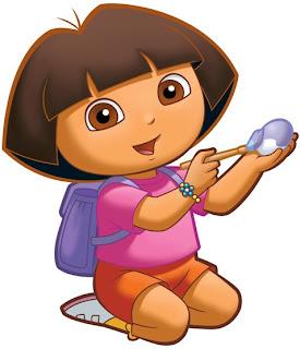 Dora the Explorer, Easter, Nick Jr