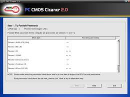 TÉLÉCHARGER PC CMOS CLEANER.ISO GRATUIT