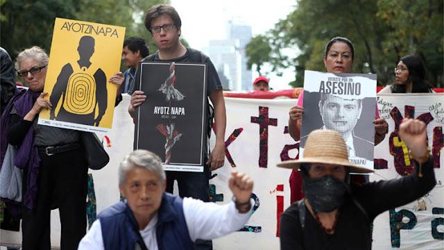 México: Arrestan al exjefe policial relacionado con la desaparición de los estudiantes de Ayotzinapa