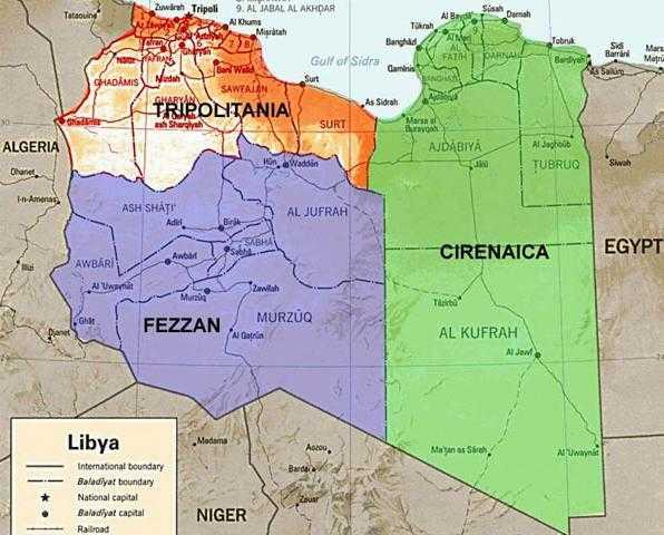 Egyptian Chronicles Sorry Egypt Has All The Right To Interfere - Map of egypt libya