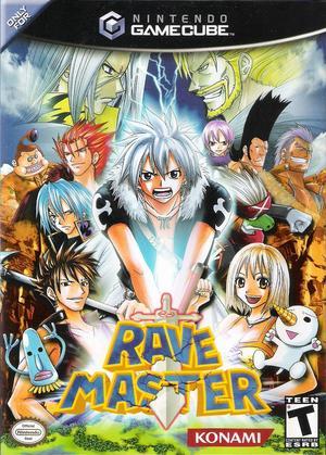 truyện tranh Rave Master - Thanh kiếm biến hình