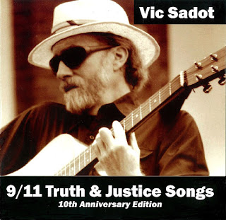 9/11 Truth & Justice Songs by Vic Sadot at CD Baby
